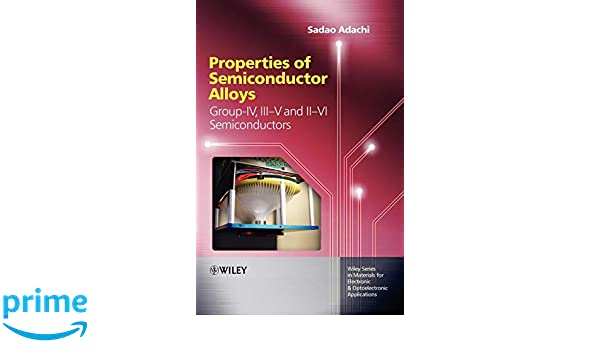 Properties of semiconductor alloys: group-IV, III-V and II-VI semiconductors