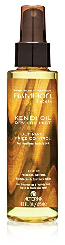 Bamboo Smooth Kendi Oil Dry Oil Mist, 4.2-Ounce Alterna 2523757