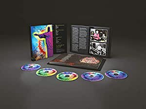 Afraid Of Sunlight (Deluxe Edition) (4CD/1BD)