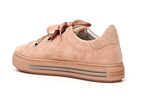 Cafènoir Sneakers 2330 Nude Allacciata In Kdd525 Camoscio rrqBxzw