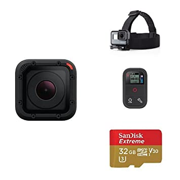 Amazon.com: GoPro Hero período de sesiones W/Remote, correa ...