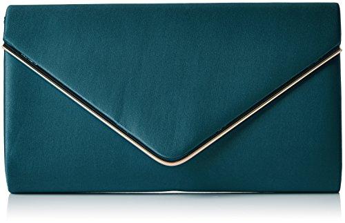 Green Pochettes Swanky Bag Vert Kim Spruce Envelope Swans Metallic qqT8Xa