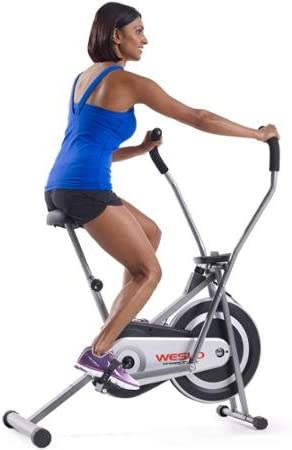 Weslo Cross Cycle Upright Bike,start Out