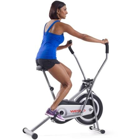 Weslo Cross Cycle Upright Bike,start Out with an Easy War...
