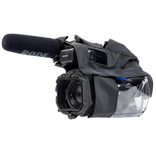camRade wetSuit Waterproof PVC Rain Cover for Sony PXW-X70 Camcorder by CamRade