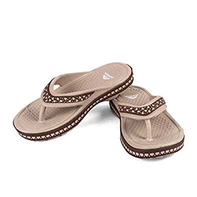 ADDA Women's Brown Flip-Flop