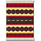 Lextra (Pendleton Geronimo), Mouserug, Red/Burgundy/Yellow, 10.25 x 7.125 Inches, One (PRG-1)
