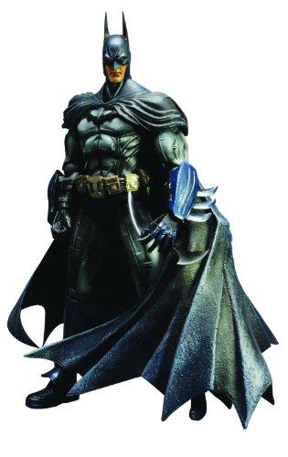 Batman Arkham Asylum PLAY ARTS改 バットマン US限定Ver.(PVCアクションフィギュア)