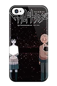 DgGaINP1806uMIER Case Cover World Trigger Discussion Iphone 4/4s Protective Case