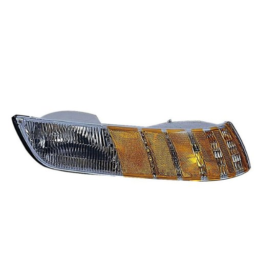 1992-1993-1994 Mercury Grand Marquis Corner Park Light Turn Signal Marker Lamp Right Passenger Side (92 93 94)