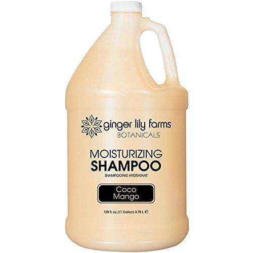 Ginger Lily Farms Botanicals Shampoo Gallon, Coco Mango, 128 Fluid Ounce