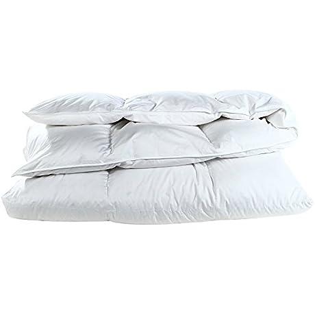 Cloud Nine Comforts AMZ CSNF34P Super Nova Comforter Polish White Full