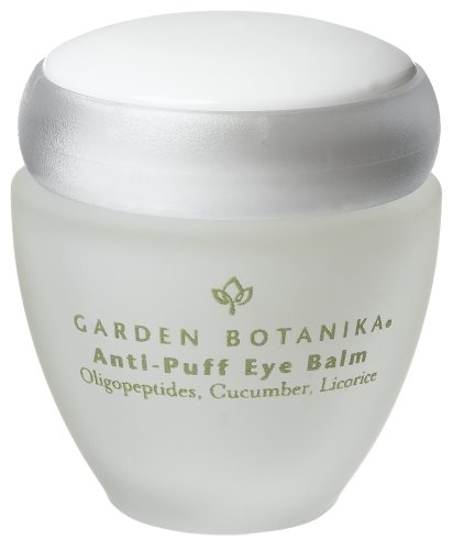 Garden Botanika Anti-Puff Eye Balm, 0.5-Ounce Jars