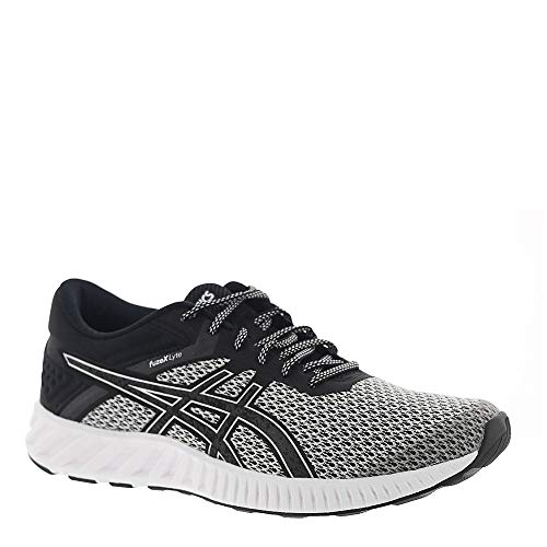 Running Stability 6 Shoe Control - ASICS T769N Women's FuzeX Lyte 2 Running Shoe, White/White - 6 B(M) US