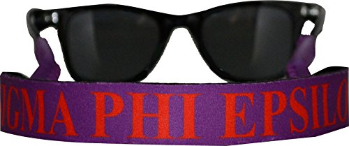 Sigma Phi Epsilon - Sunglass Strap - Two Color - Sigma Phi Epsilon Glass