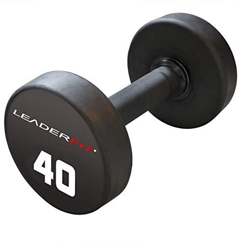 Leaderfit HALTERE rund 40 kg