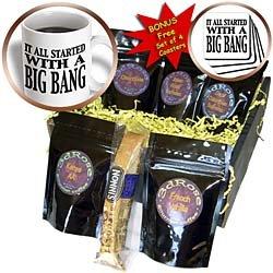 The Big Bang Theory Coffee Gift Basket