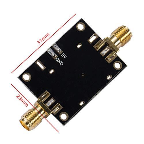 Nobsound AD8318 - Detector de troncos (módulo de detección de potencia, 1 m-8 g, RSSI, medidor de potencia RF), amplificador logarítmico: Amazon.es: ...