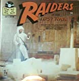 Raiders Of The Lost Ark: Story, Music and Photos From The Original Motion Picture (7 inch Record and Book)