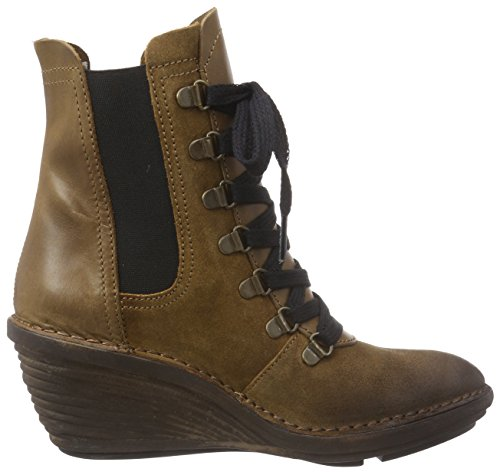 Fly London Suzu, Women's Boots Brown (Camel/Camel 003)