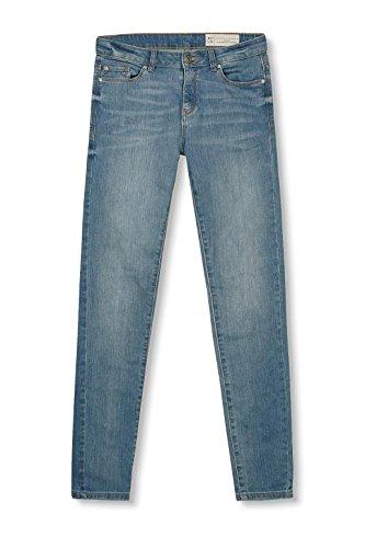 Mujer Azul Blue 996ee1b918 Wash Esprit Light Jeans UxABB