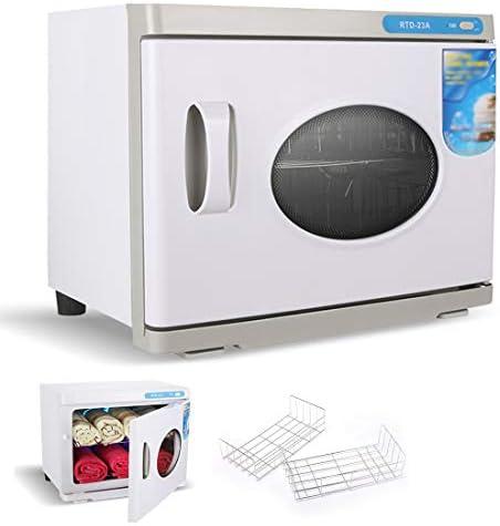 UV光滅菌器ホットキャビーキャビネット、タオルウォーマー、家庭、スパ、美容院、美容院、ほとんどの場所が使用可能