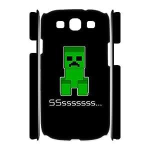 Samsung Galaxy S3 I9300 Phone Case Minecraft F5G6911