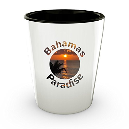 Franklin The Turtle Costume Halloween (Bahamas Shot Glass - Memorable Sunset - Perfect Gift For Birthday, Christmass, Men, Women, Friend, Ideal For Kitchen.)