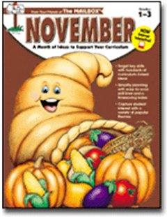 November: A month of ideas at your fingertips Grades -