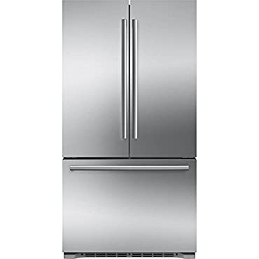 Bosch B21CT80SNS 800 Series 36 Counter Depth French Door Refrigerator