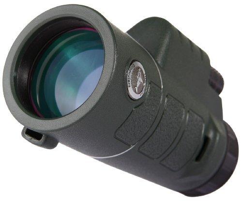Polaris Optics NatureSight 10X42 公式バードウォッチング用単眼鏡コンパクト 防水 曇り止め加工 片手で使用可能