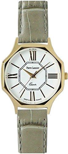 PIERRE LANNIER watch octagonal watch Gran model P470A500 C30 Ladies
