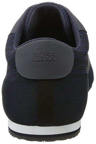 sykn Basses Lighter Blue BOSS Homme Sneakers Dark Lowp Bleu 01 Green 10199155 aBywftwqT