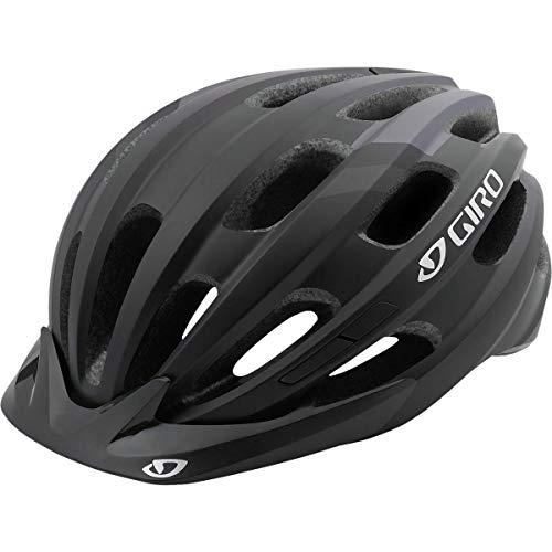 - Giro Bronte Adult Recreational Bike Helmet (Matte Black, UXL 58-65 cm)