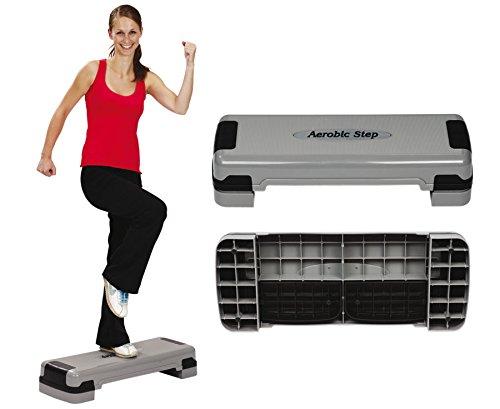 Aerobic Step - Stepper Fitness Fitnessraum Gymnastik Gymnastikraum BBP Schulunterricht Fit Schule Kindergarten Sportunterricht steppen aerobicstep