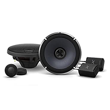 Alpine X-Series 6.5 Inch 360 Watt Component Car Audio Speaker System | X-S65C