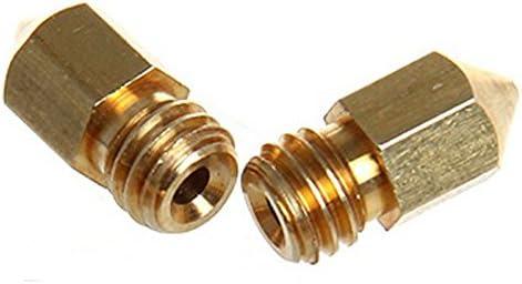 MadridGadgetStore® 4 Cabezales Boquillas 0.2mm + 0.4mm (0.2 + 0.4 ...