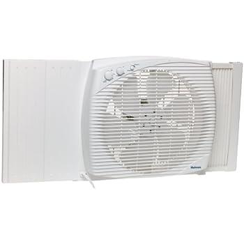 Amazon Com Holmes Hawf1013 12 Inch Power Window Fan Home
