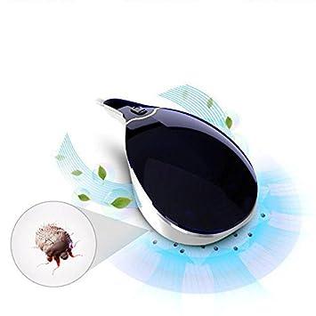 LOERO El aspirador de la cama de luz ultravioleta mata los ácaros del polvo / las