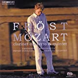 Mozart: Clarinet Concerto / Clarinet Quintet in A major