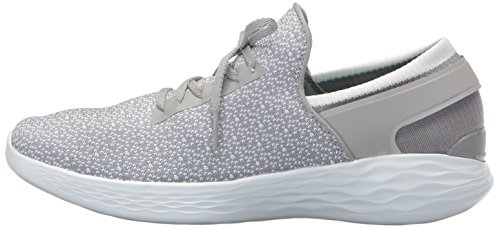 Skechers Women's You Inspire Slip-On Shoe,Gray,7.5 M US by Skechers (Image #5)