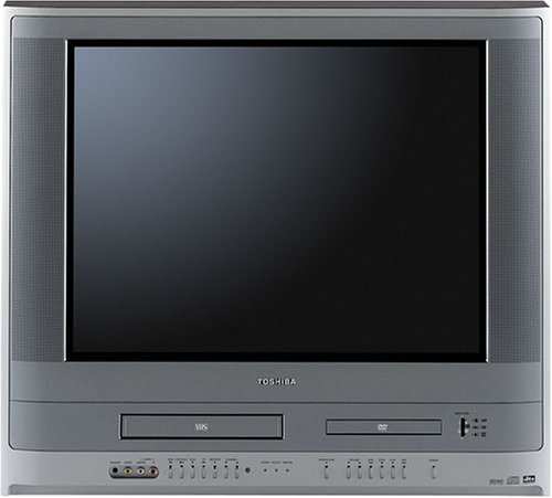 (Toshiba CE 20-Inch Flat TV/DVD VCR Combo ( MW20F51 ))