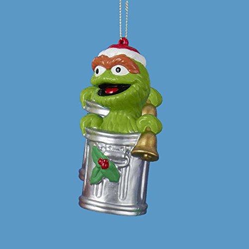 Kurt Adler Oscar The Grouch Ornament