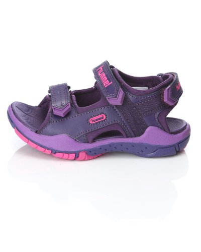 Hummel Fashion Mens Fashion Sandals Purple