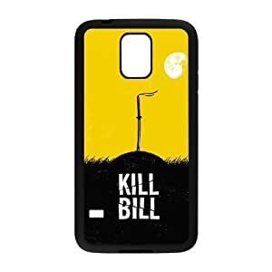 QSWHXN Cover Custom Kill Bill 2 Phone Case For Samsung Galaxy S5 i9600 [Pattern-4]