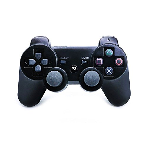 Phantomx Game Wireless Controller Bluetooth Remote Gamepad Joystick for PS3