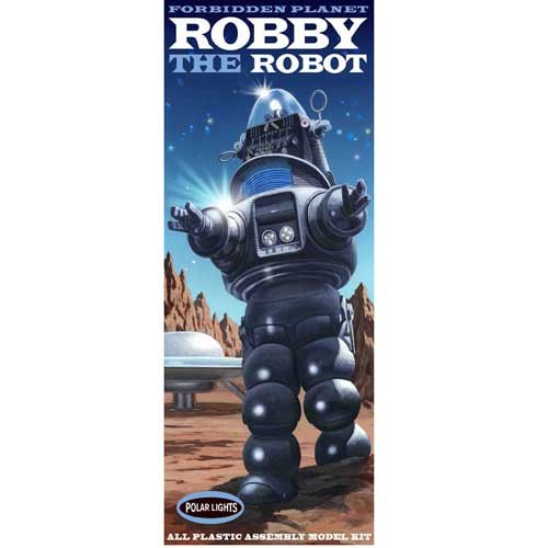 POLAR LIGHTS POL810 1/12 Forbidden Planet Robby the Robot PLLS0810 ()