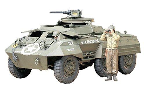 U.S. M-20 Armored Utility Truck by - Greyhound M8 Armored Car