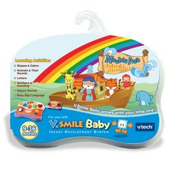 VTech - V.Smile Baby - Noah's Ark Animal Adventure for sale  Delivered anywhere in USA