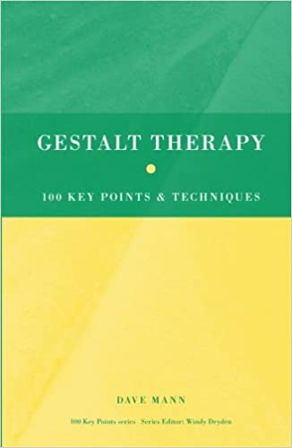 Amazon gestalt therapy 100 key points and techniques amazon gestalt therapy 100 key points and techniques 9780415552943 dave mann books fandeluxe Image collections